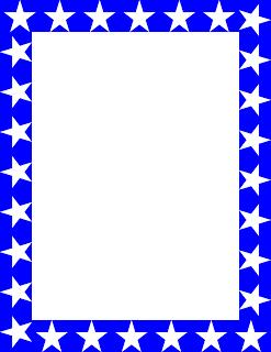 247x320 Space Border Clip Art (33+)