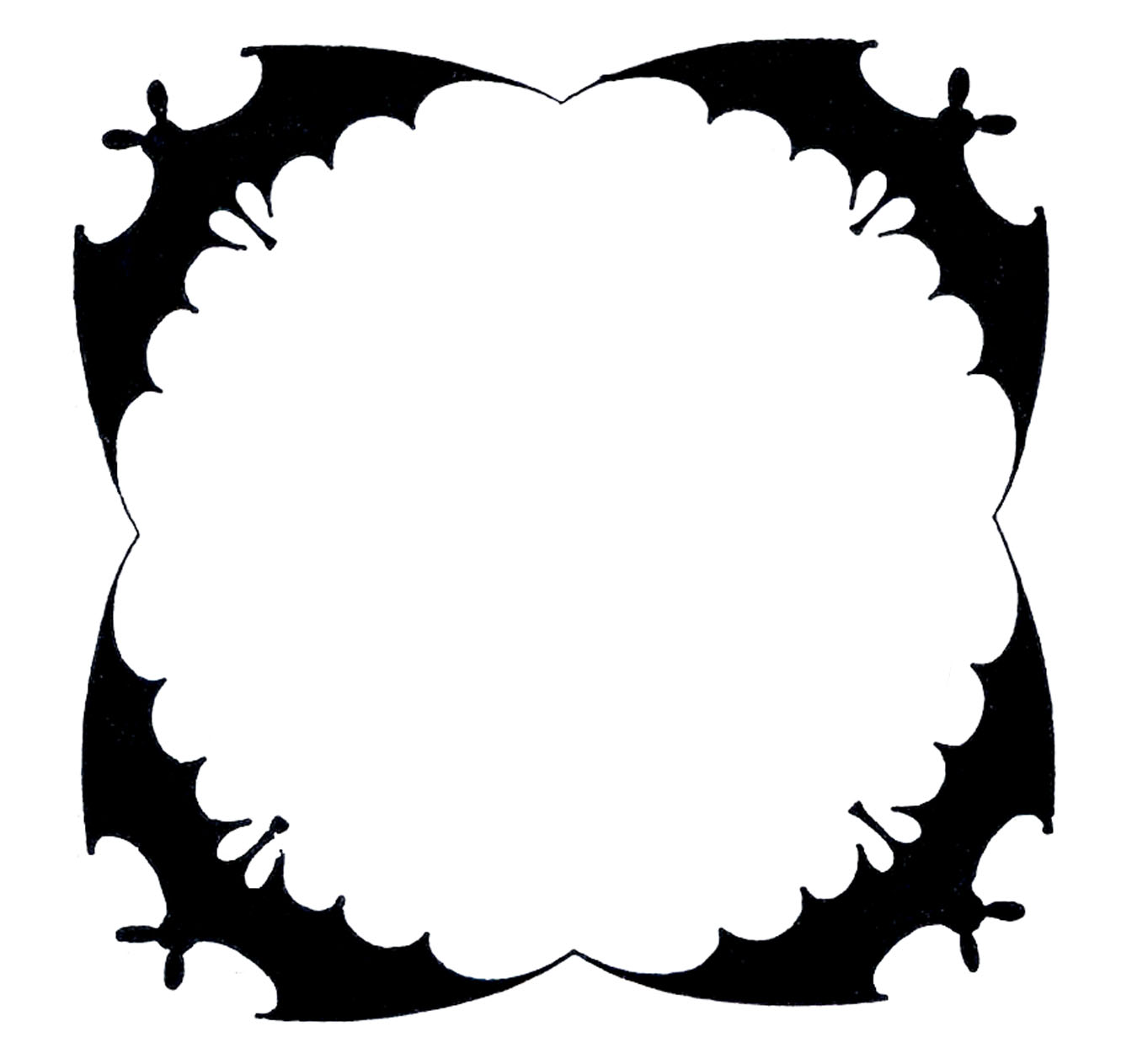 1350x1263 Star Border Clip Art Black And White Gallery