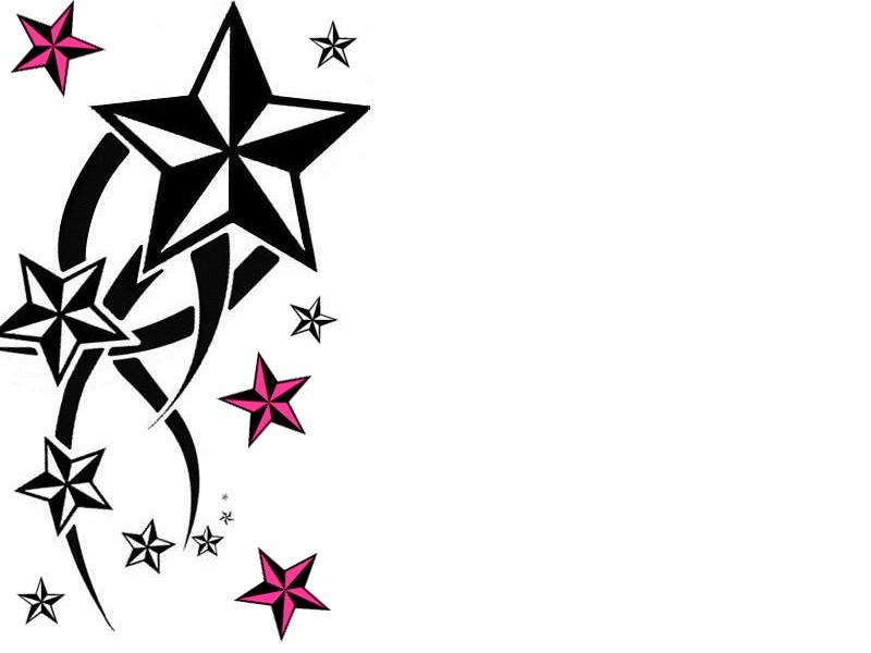 800x600 Star Borders