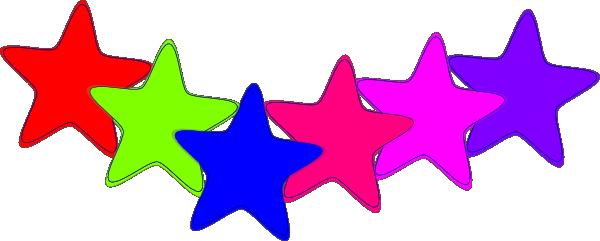 600x241 Free Clip Art Borders Stars Clipart Images 2
