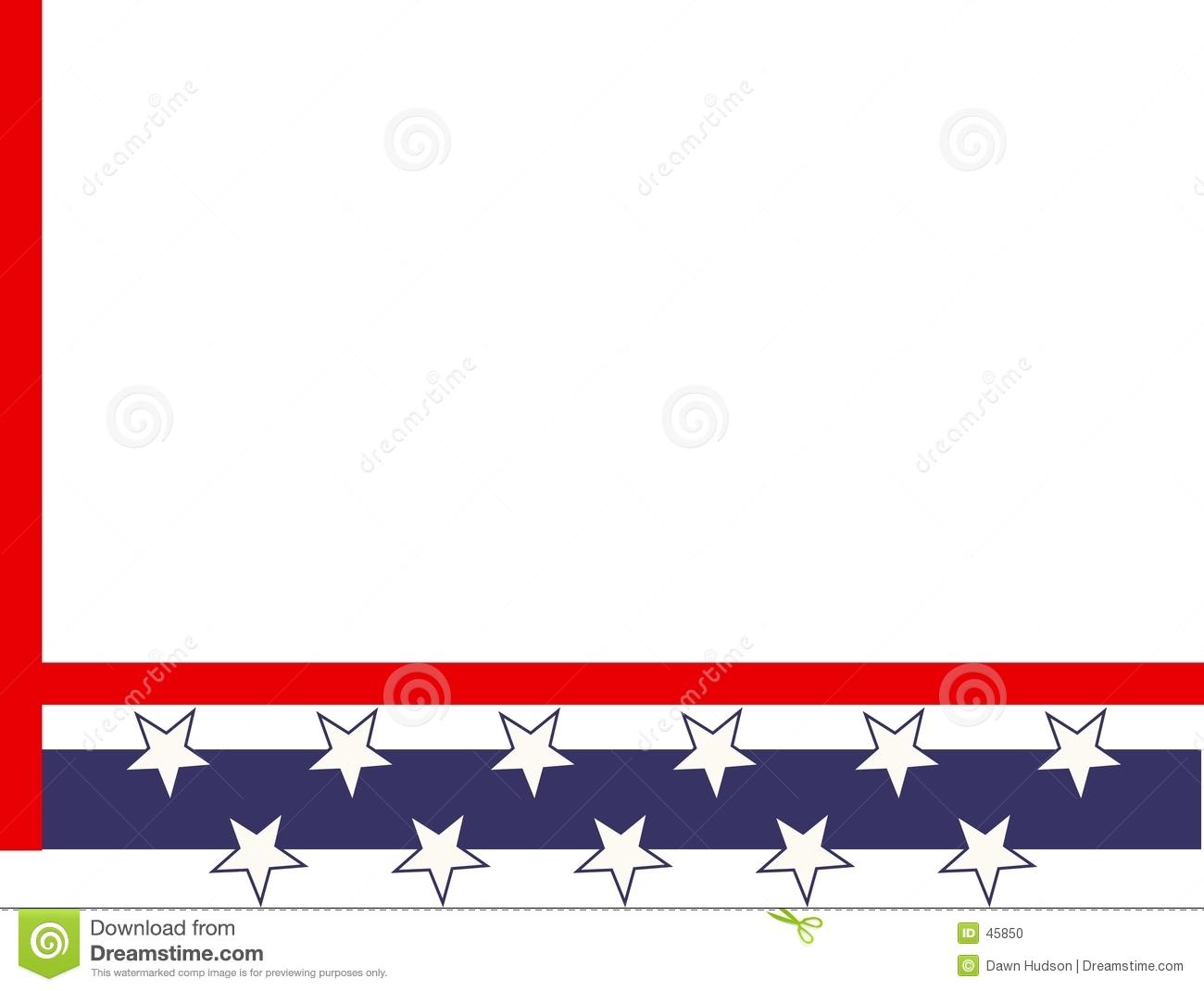1300x1070 Patriotic Star Border Clip Art