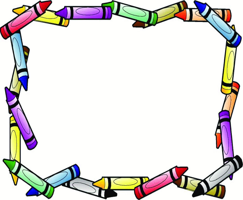 1495x1233 Preschool Border Clip Art
