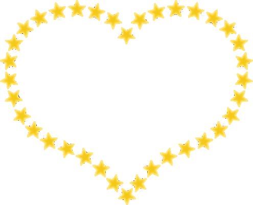 495x401 Clip Art Star Border Clipart