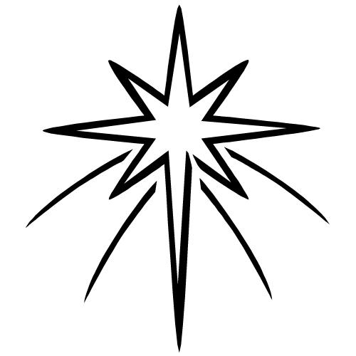 500x500 Starburst Clip Art Clipart 2