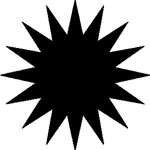 300x300 Clipart Burst