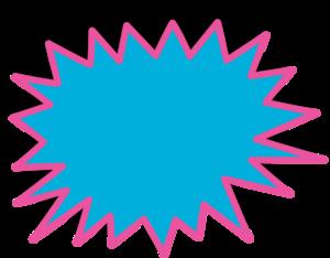 300x234 Starburst Clip Art