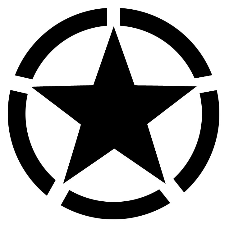 737x737 Star Black And White Black Star Clipart Cliparts For You 2