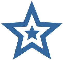 248x232 Free Star Clip Art