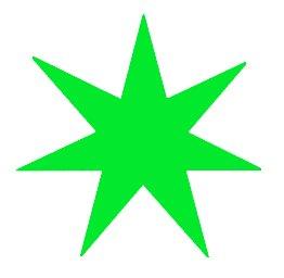 262x256 Stars Clipart Free