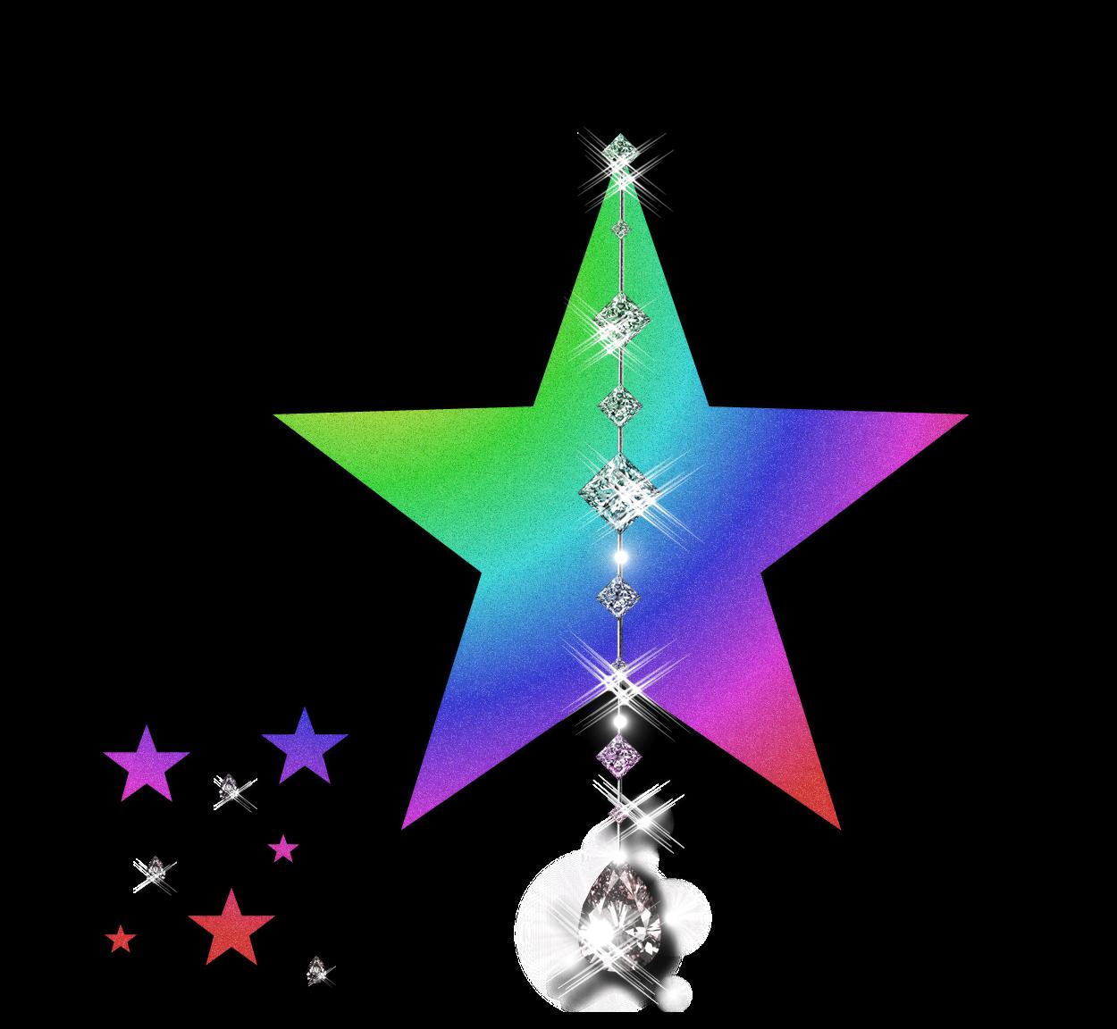 1250x1152 Stars Clipart Colourful Star