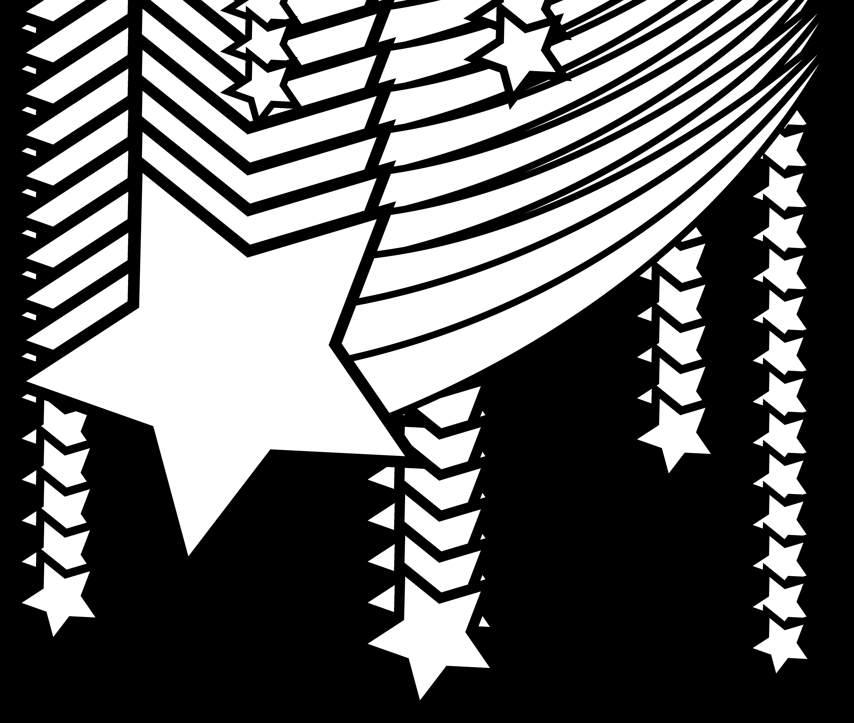 5221x4421 Shooting Star Clipart