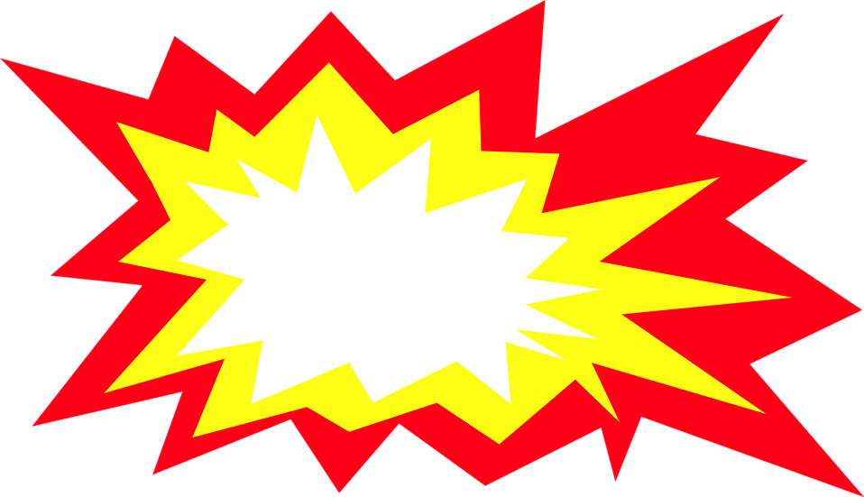 958x551 Image Of Blast Clipart