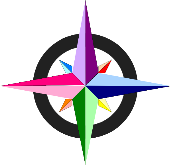 600x579 Drawing Compass Clipart