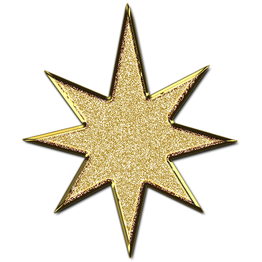 512x512 North Star Clipart
