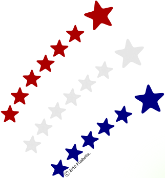322x348 Shooting Stars Clipart On Transparent Background
