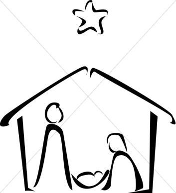 353x388 Best Nativity Clipart Ideas Nativity,
