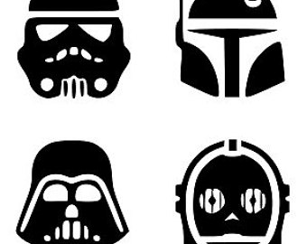 340x270 Svg, Disney, Bb8 Silhouette, Star Wars, Star Wars Bb8 Outline, Cut