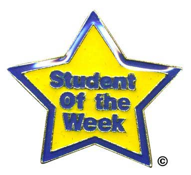 383x350 Student Of The Month Clip Art