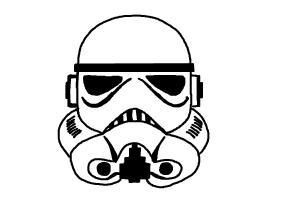 300x200 How To Draw Star Wars Step By Step