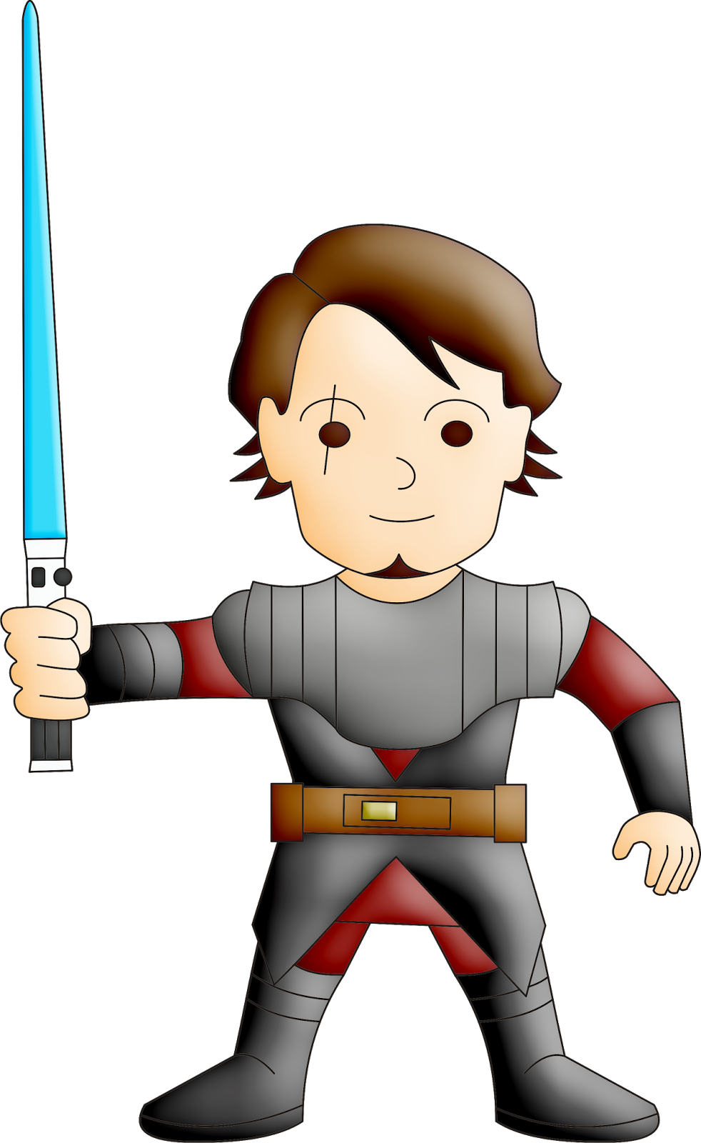 photo relating to Star Wars Clip Art Free Printable known as Star Wars Absolutely free Clipart Cost-free obtain easiest Star Wars Absolutely free