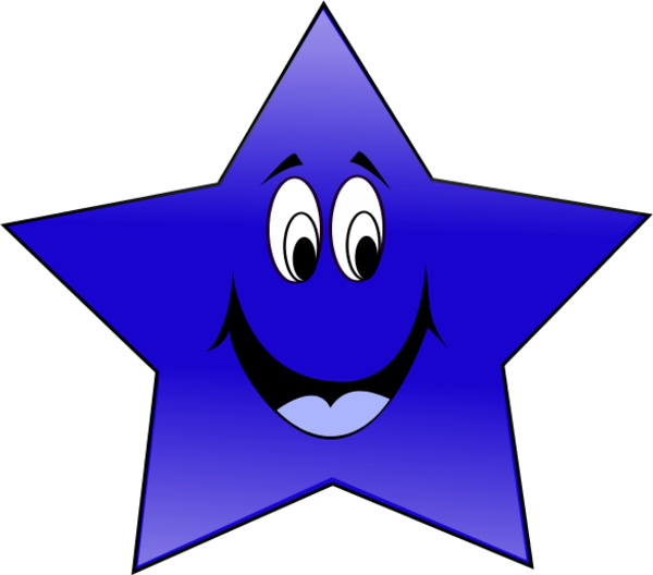 Star With Face | Free download best Star With Face on