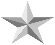 Star With Transparent Background | Free download on ClipArtMag