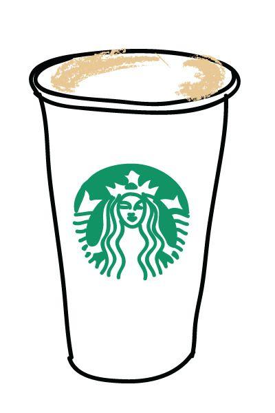 Starbucks Clipart