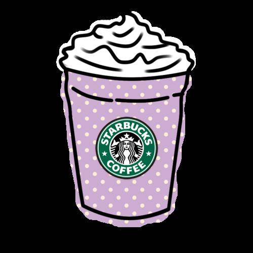500x500 Drawn Starbucks Clipart Tumblr