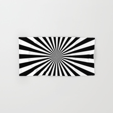 232x232 Black White And Vintage Hand Amp Bath Towels Society6