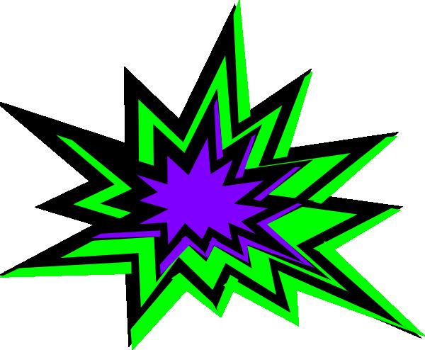 600x494 Free Starburst Clip Art