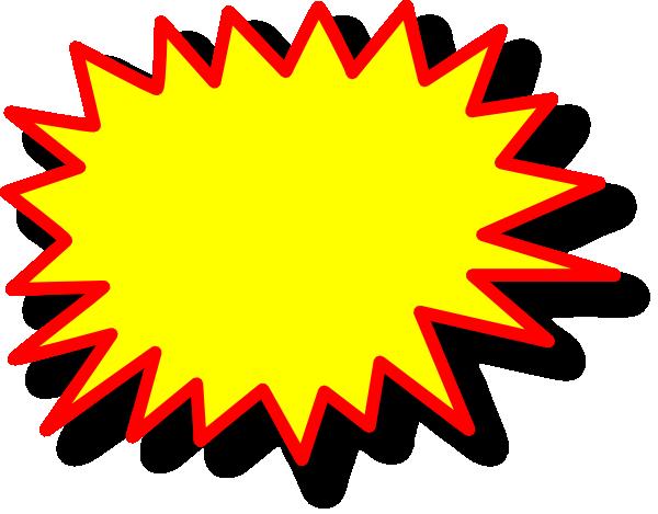 600x469 Starburst Clip Art