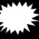 150x150 Starburst Clipart Starburst Clip Art Outline Free Clipart Images