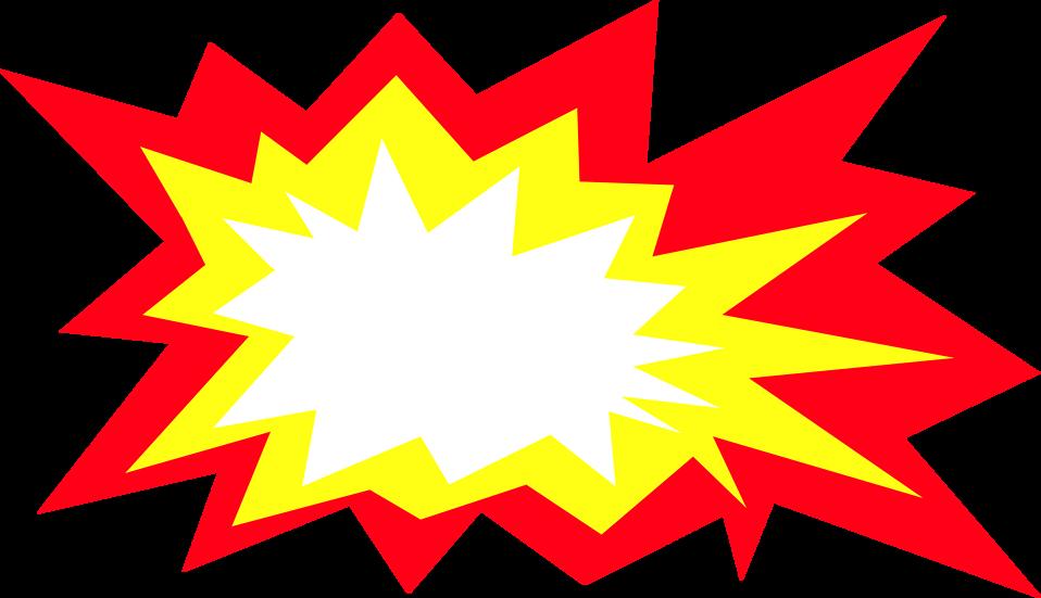 958x551 Explosion Clip Art Image Of Blast Clipart 0 Explosion Cartoon