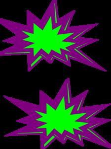 225x300 Free Starburst Clip Art