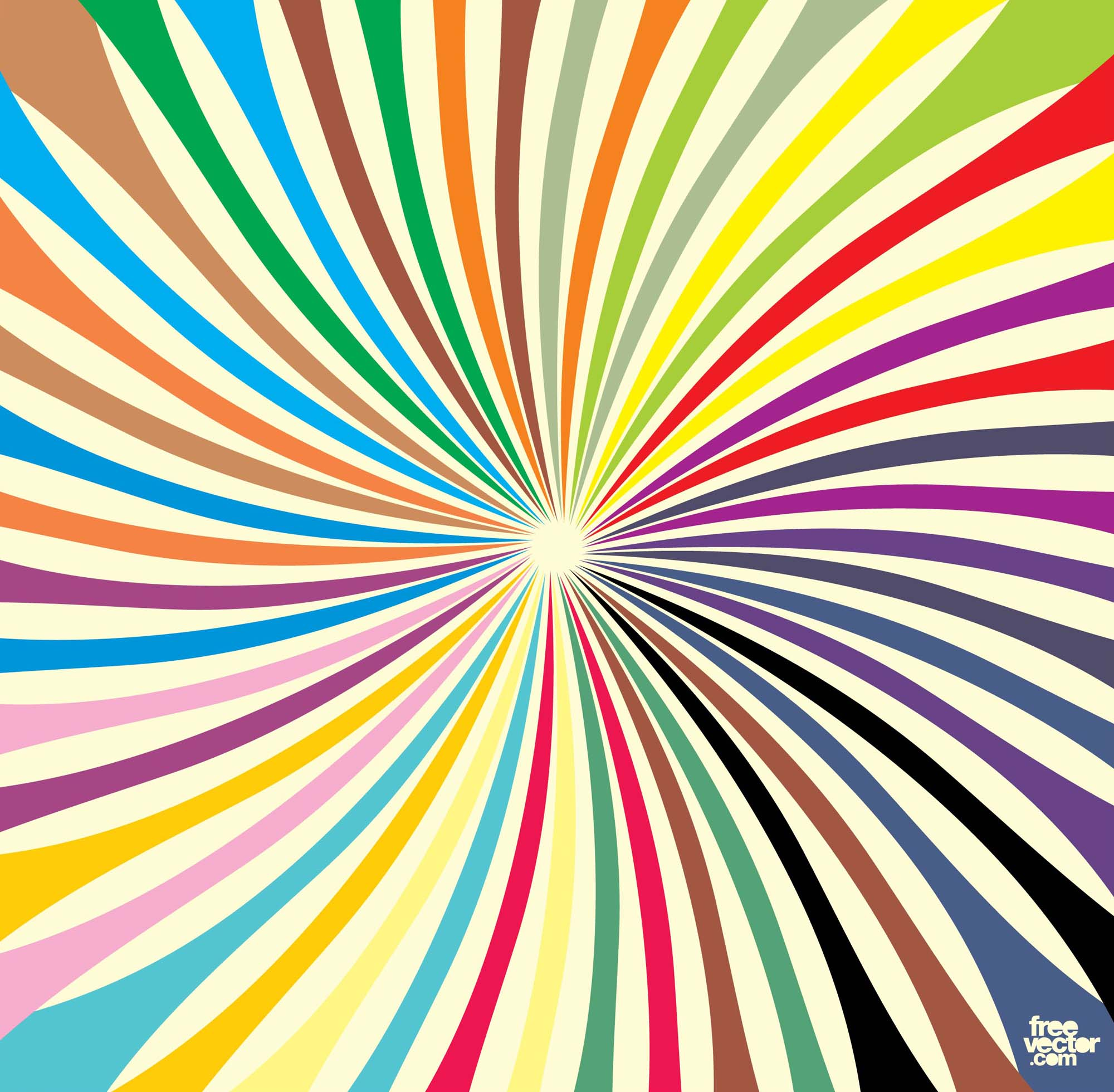 2000x1960 Colorful Starburst Vector Art Amp Graphics