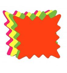 220x240 Starburst Sign Cards Labels Etc