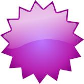 167x167 Burst Clip Art Download
