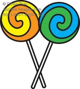 271x300 Clipart Of Lollipops