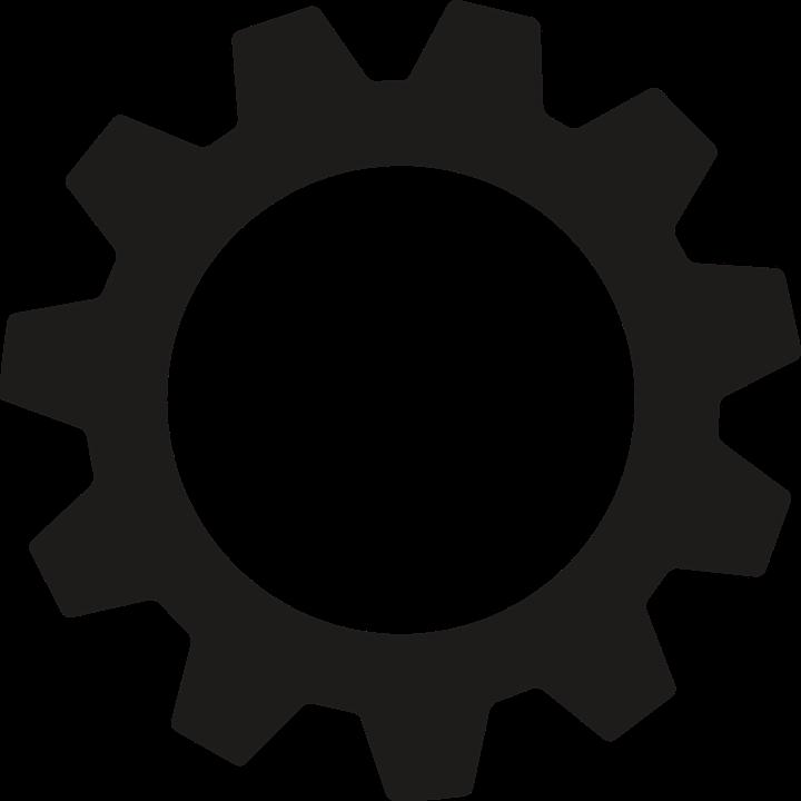 720x720 Gears Clipart Mechanics