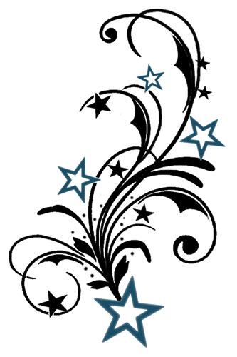 333x500 Star Burst Tattooforaweek Temporary Tattoos Largest Temporary