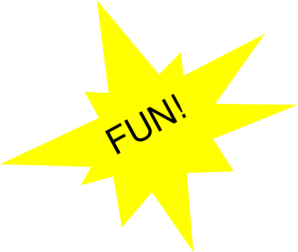 298x252 Yellow Starburst Clip Art