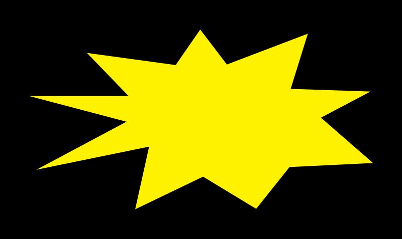 800x477 Best Starburst Clipart