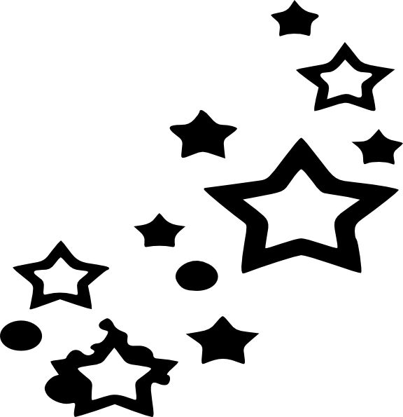 Stardust Clipart