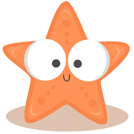 432x432 Starfish Svg Cutting Files For Clipart Panda