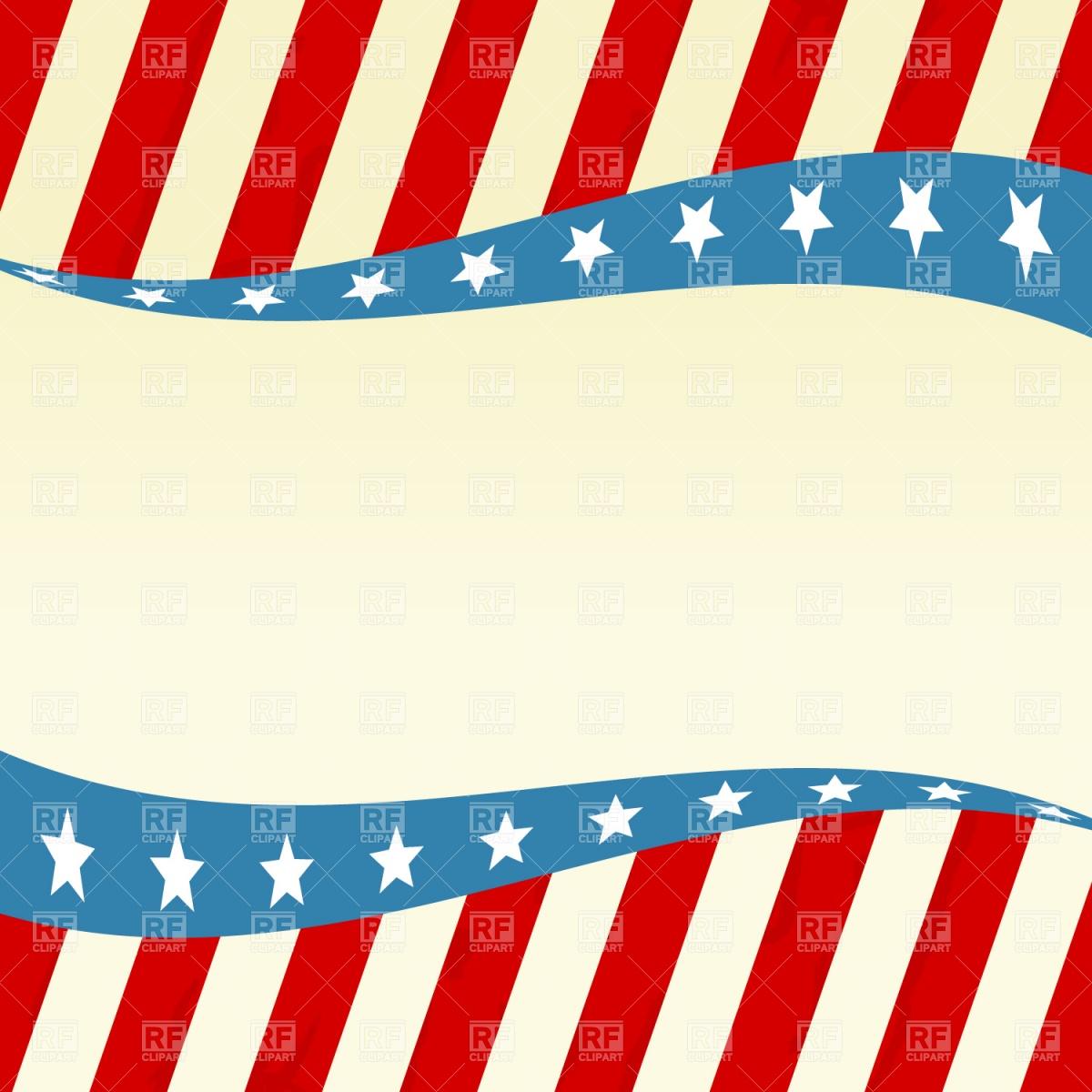 1200x1200 Patriotic Background Clipart