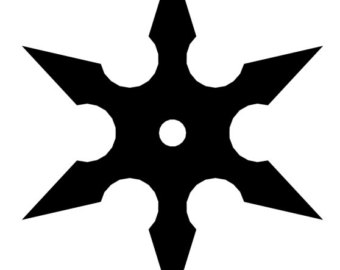 340x270 Chinese Star Clipart