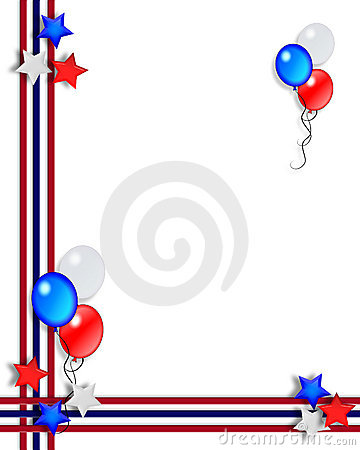 360x450 July 4th Border Clip Art (33+)