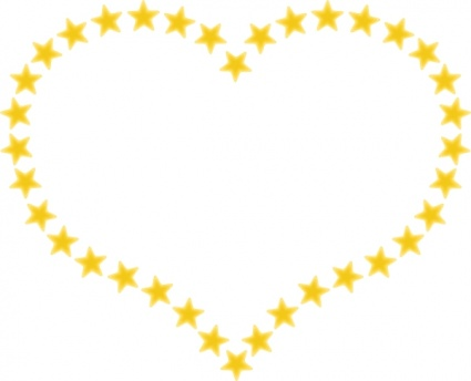 425x344 Little Yellow Star Clip Art Download 1,000 Clip Arts