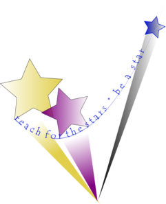 241x297 Reach For The Stars Clip Art