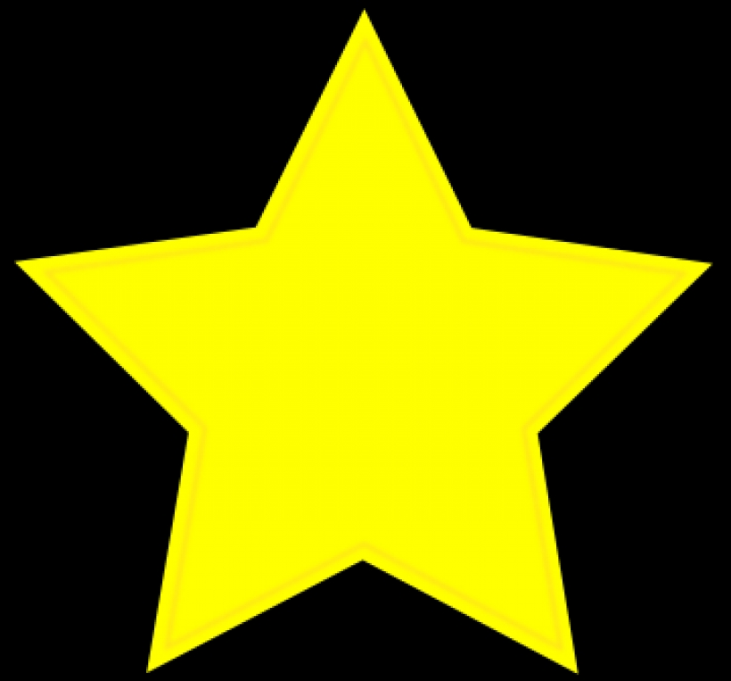 820x763 Free Clip Art Stars Png Clipartsco50 Png Yellow Star Clip Art